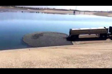 96 Milioni di palline dentro una diga a cosa serviranno?