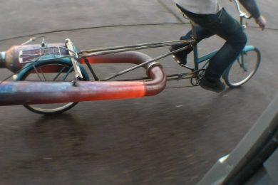 La bici a Propulsione l'incrocio tra Bici e Jet che raggiunge gli 80km orari