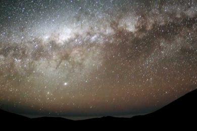 Sentirsi piccoli di fronte a tutto questo grazie ad un telescopio