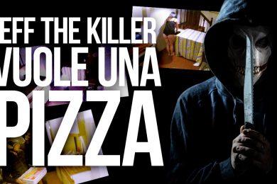 Consegnare una pizza può nuocere gravemente alla salute…lo scherzò è terrificante, guardate qua!