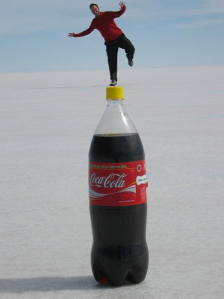 cola gigante