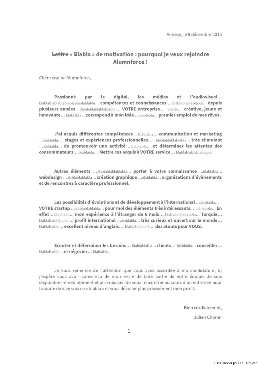 lettera-BLABLA