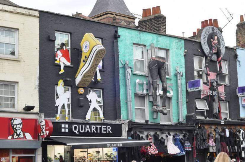 londra-Camden Town