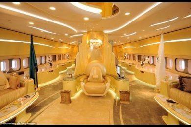 Un giro tra gli aerei più lussuosi del mondo