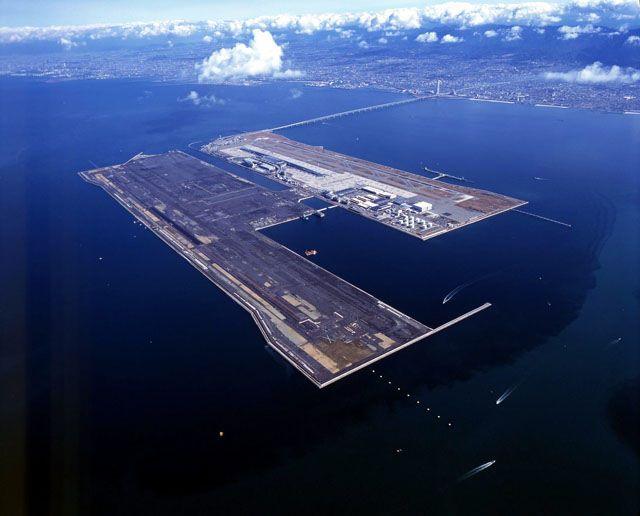Aeroporto-di-Osaka-Kansai
