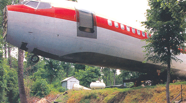 Boeing-727-House-Benoit-USA