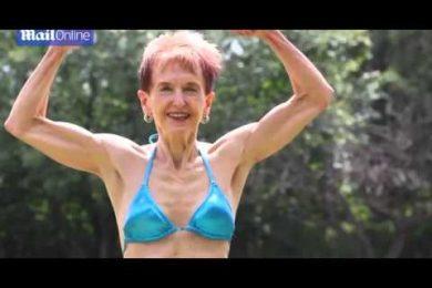 La nonna body builder