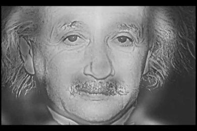 Test della vista: vedete Marilyn o Einstein?