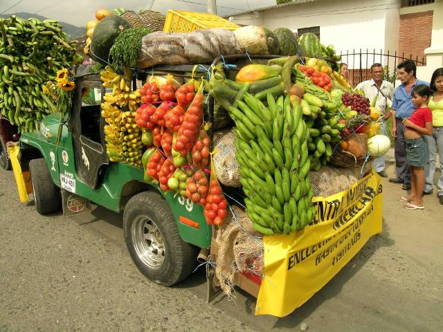 Yipao, la festa delle Jeep in Colombia.